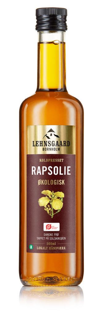 Lehnsgaard   Økologisk Rapsolie