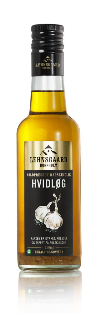 Lehnsgaard Hvidløgsolie