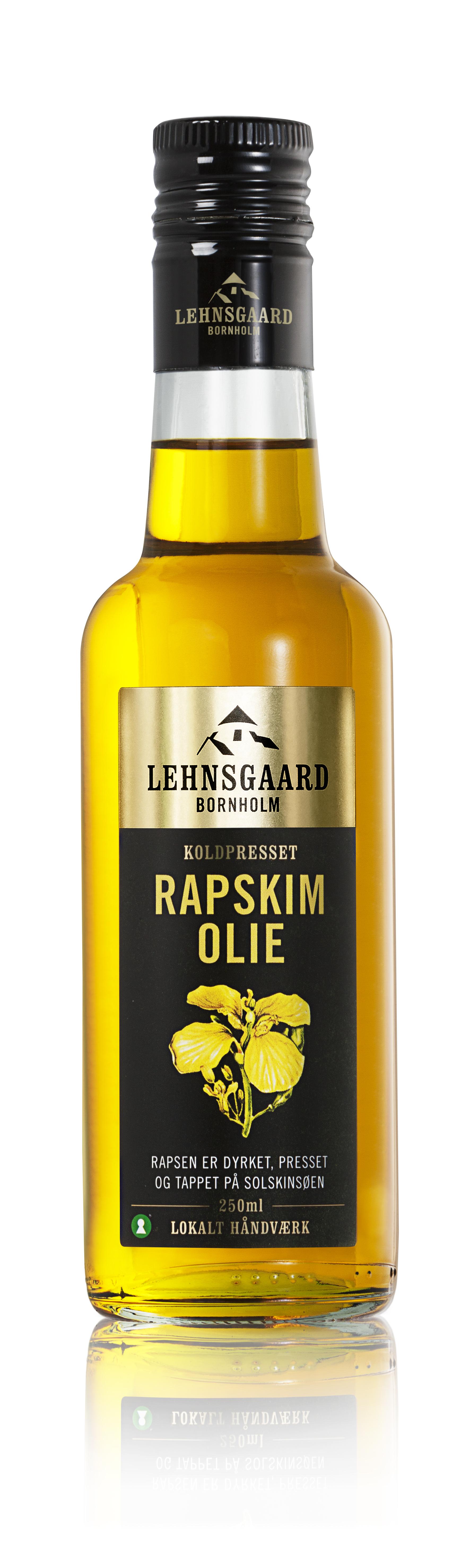 Lehnsgaard Rapskimolie