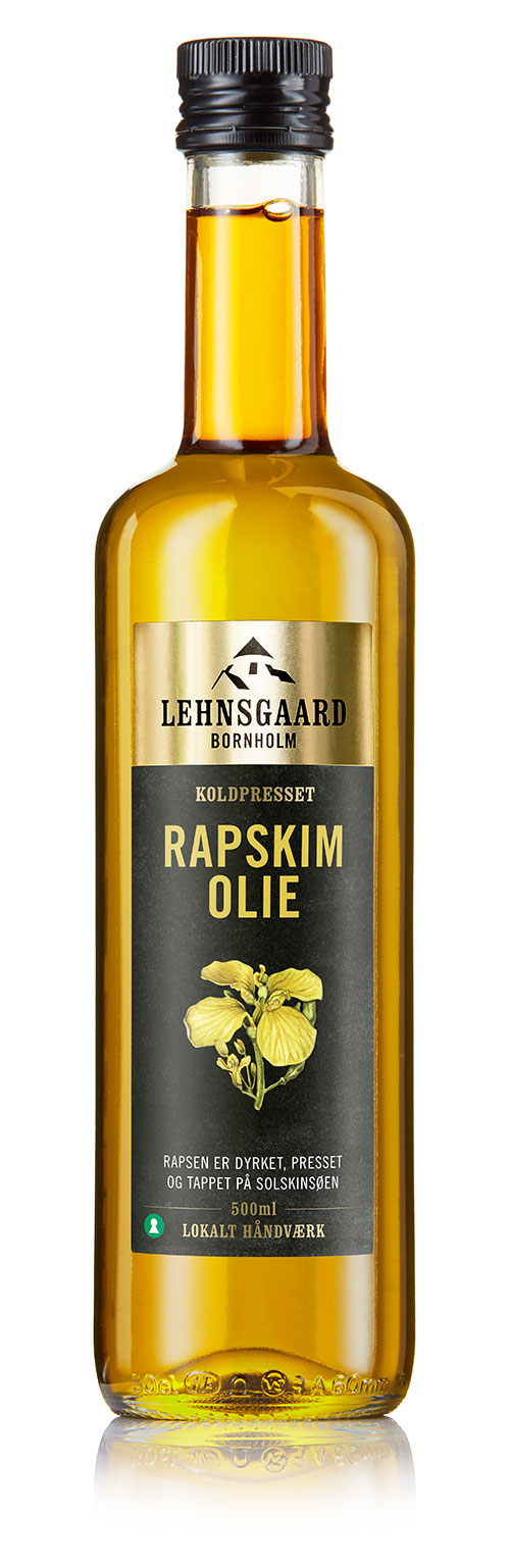 Lehnsgaard Rapskimolie 500 ml