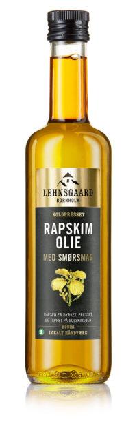 Lehnsgaard Rapskimolie med smørsmag 500 ml stege